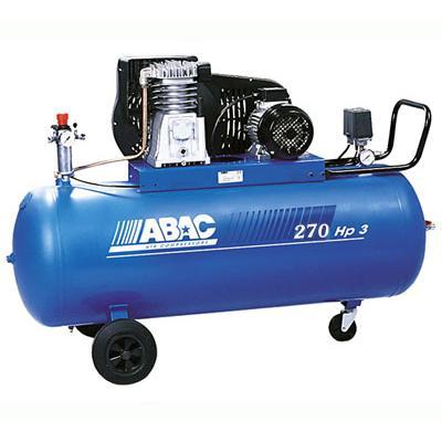 Поршневой компрессор масляный ABAC B6000/270 CT 7,5 с ременным приводом