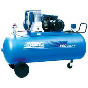 Поршневой компрессор маcляный ABAC B7000/500 FT10 15 бар с ременным приводом