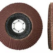 Круг лепестковый 125х22мм А24 плоск. КЛТ1 (Луга)