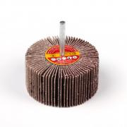 Круг лепестковый КЛО 60х30x6мм Р180 (6Н)