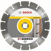 Алмазный круг 115х22 мм универс. сегмент. STANDARD FOR UNIVERSAL BOSCH (сухая резка) [2608600348]