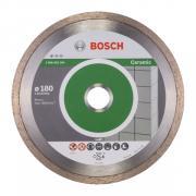 Алмазный круг 180х22 мм по керамике сплошн. STANDARD FOR CERAMIC BOSCH