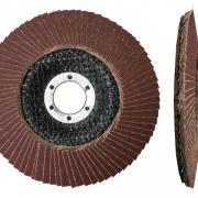 Круг лепестковый 125х22мм А120 конич. КЛТ2 (Луга)
