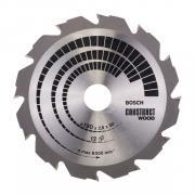 Диск пильный 190х30 мм 12 зуб. по дереву CONSTRUCT WOOD BOSCH