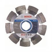 Алмазный круг 115х22 мм по камню сегмент. EXPERT FOR STONE BOSCH (сухая резка) [2608602588]