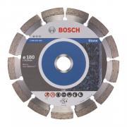 Алмазный круг 180х22 мм по камню сегмент. STANDARD FOR STONE BOSCH