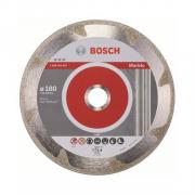 Алмазный круг 180х22 мм по мрамору сплошн. BEST FOR MARIBLE BOSCH (сухая резка) [2608602692]