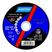 Круг отрезной 115х1.6x22.2 мм для металла Vulcan NORTON [66252925432]