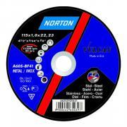 Круг отрезной 125х2.5x22.2 мм для металла Vulcan NORTON