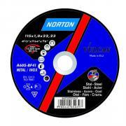 Круг отрезной 180х3.0x22.2 мм для металла Vulcan NORTON