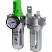 Фильтр воздушный ECO с регулятором давления и маслораспылителем