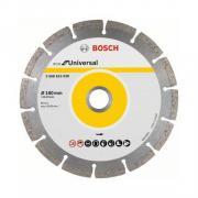 Алмазный круг 180х22 мм универс. сегмент. ECO UNIVERSAL BOSCH