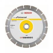 Алмазный круг 230х22 мм универс. сегмент. ECO UNIVERSAL BOSCH