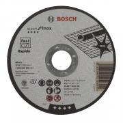 Круг отрезной 125х1.0x22.2 мм для нерж. стали Expert BOSCH