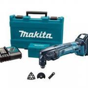 Аккум. многофункциональный инструмент (реноватор) MAKITA DTM 50 RFE в чем.