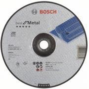 Круг отрезной 230х2.5x22.2 мм для металла Best BOSCH