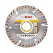 Алмазный круг 115х22.2 мм универс. сегмент. Turbo STANDARD FOR UNIVERSAL BOSCH