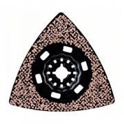 Полотно шлифовальное сегментированное карбидное BOSCH Carbide RIFF AVZ 90 RT2 (для нового поколения GOP/PMF c системой Starlock) [2608664351]