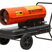 Нагреватель воздуха диз. Ecoterm DHD-201W прямой