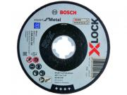 Круг отрезной 125х1.6x22.2 мм для металла X-LOCK Expert for Metal BOSCH