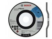 Круг обдирочный 150х6x22.2 мм для металла BOSCH
