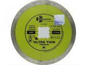 Алмазный круг 125х22 мм по керамике сплошн.ультратонкий Ultra Thin Premium  X-Lock TRIO-DIAMOND (1,2 мм)