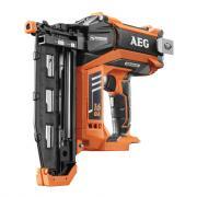 Аккумуляторный гвоздезабивной электро-пневматический пистолет AEG B16N18-0 (без аккумулятора и ЗУ) [4935451533]