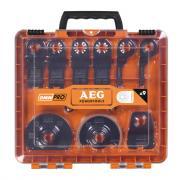 Набор оснастки для многофункционального инструмента AEG OMNI 9 шт [4932430314]