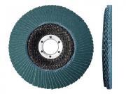Круг лепестковый 150х22мм ZK40 ST плоск. КЛТ1 (Луга)