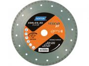 Алмазный круг 125х22.2 мм бетон/трот.плитка Turbo VULCAN JET NORTON