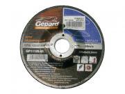 Круг обдирочный 180х6x22.2 мм для металла GEPARD