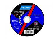 Круг отрезной 180х2.0x22.2 мм для металла Vulcan NORTON