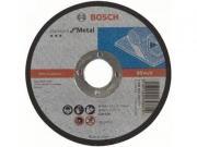 Круг отрезной 115х2.5x22.2 мм для металла Standard BOSCH