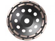 Алмазная чашка 180мм бетон двурядная STARTUL MASTER