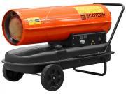 Нагреватель воздуха диз. Ecoterm DHD-501W прямой