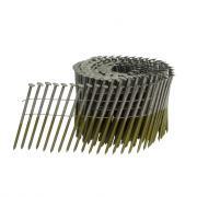 Барабанные гвозди в катушках 2,5х65 мм ершеные, CNW 25/65 RI