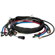 Соединительный кабель EWM MIG W 7POL 70qmm 450A/60% 1m [094-000406-00000]
