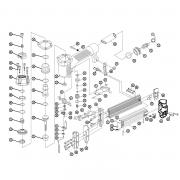 O-ring 21×3 (№19) для FROSP F3232
