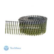 Барабанные гвозди в катушках 2,5х50 мм винтовые оцинкованные, CNW 25/50 SCH CNK