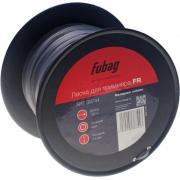 Триммерная леска Fubag FR сечение круглое (130 м x 2,4 мм) [38744]