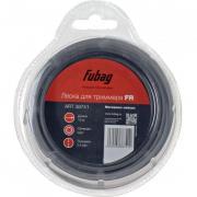 Триммерная леска Fubag FR сечение круглое (15 м x 2,4 мм) [38741]
