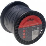 Триммерная леска Fubag FR сечение круглое (90 м x 2,4 мм) [38743]