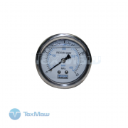 Манометр для компрессора высокого давления (400 бар)
