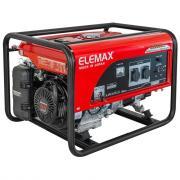 Электрогенератор бензиновый ELEMAX SH6500EX-R