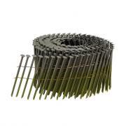 Барабанные гвозди в катушках 2,5х55 мм гладкие со скошенным острием, CNW 25/55 SE