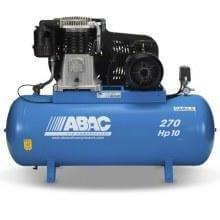 Поршневой компрессор маcляный ABAC B7000/270 FT10 с ременным приводом