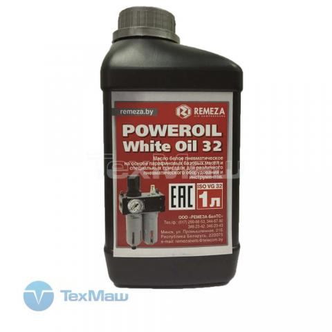 Масло для пневмоинструмента PowerOil (1 литр)