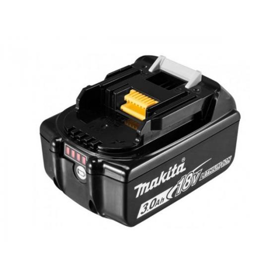 Аккумулятор MAKITA BL 1830 B 18.0 В, 3.0 А/ч, Li-Ion