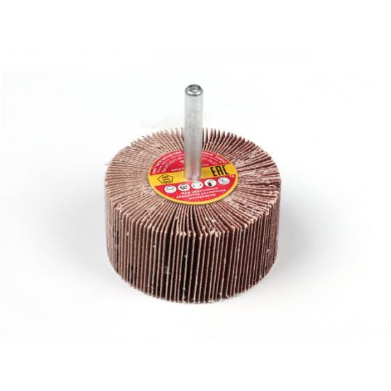 Круг лепестковый КЛО 60х30x6мм Р80 (16Н)
