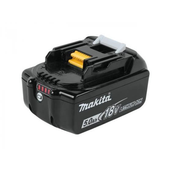 Аккумулятор MAKITA BL 1850 B 18.0 В, 5.0 А/ч, Li-Ion